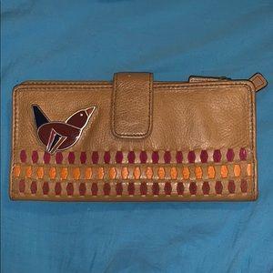 Fossil Large Wallet Card Holder!